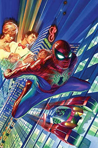 Amazing Spider-Man #1 Cover Poster by Alex Ross 24 x 36in