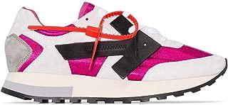 OFF-WHITE Luxury Fashion Womens OWIA163F19D800772810 Fuchsia Sneakers | Fall Winter 19
