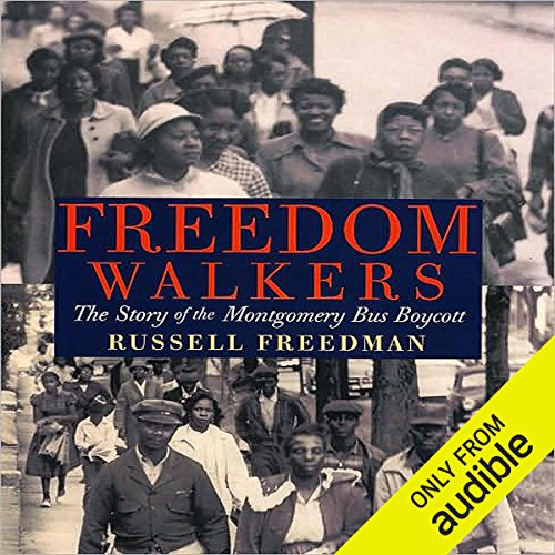 Freedom Walkers cover art