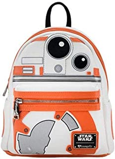 Loungefly: Star Wars: Bb-8 Backpack, Action Figure - TFABK0020