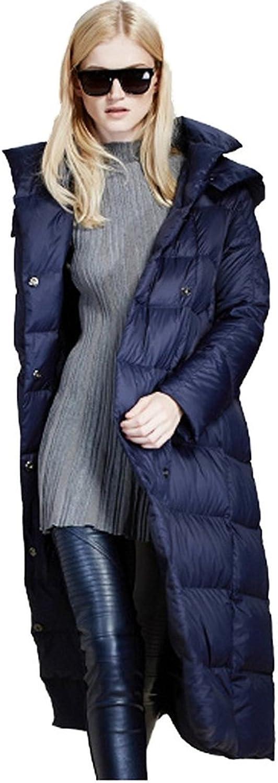 Fenghuavip Women's Winter Outwear Coat Down Jacket Long