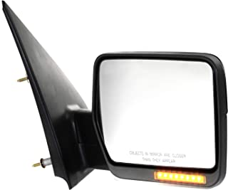 Mirror For 2004-2006 Ford F-150 Passenger Side Heated W/Signal Light
