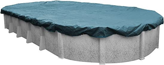 Robelle 581833-4-ROB 12-Year Galaxy Winter Oval Above-Ground Pool Cover, 18 x 33-ft, 04
