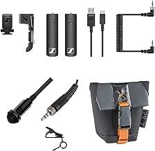 Sennheiser XSW-D Portable Digital Wireless Base Set Go + Lavalier Microphone + Pouch