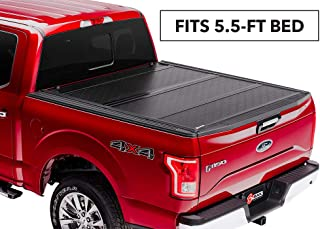 BAKFlip G2 Hard Folding Truck Bed Tonneau Cover | 226329 | fits 2015-19 Ford F150 5' 6