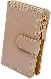 財布 二つ折り レディース 革 ブランド 小さめ コンパクト 小銭入れあり 使いやすい カード入れ 30代 40代 50代