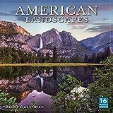 American Landscapes 2020 Calendar
