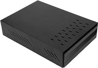 コーヒーグラウンドボックスコーヒーノックコンテナ引き出しスタイル家庭用キッチン用コーヒーノックボックス(Black rod, Black box)