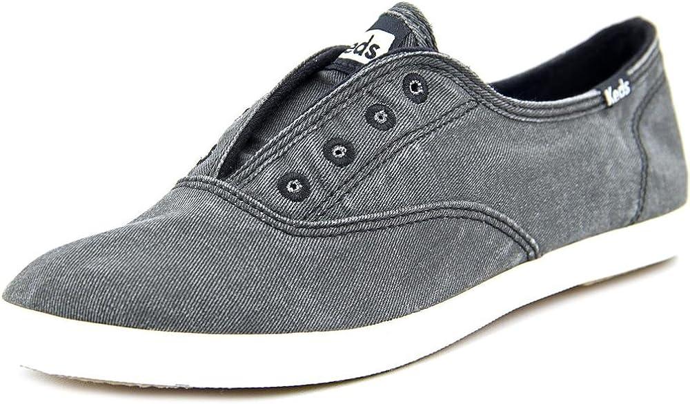Keds Women's San Jose Mall Chillax Laceless Super sale period limited Charcoal Sneaker Fashion