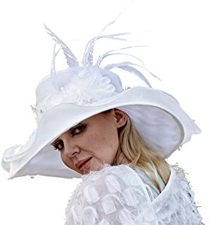 white church hats for sale