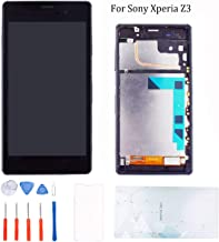 Best sony xperia d6603 screen replacement Reviews