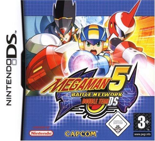 Megaman Battle Network 5 Double Team (Nintendo DS) [importación inglesa]