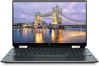 (Renewed) HP Spectre x360 15-eb0014TX 15-inch Laptop (10th Gen i7-10750H/16GB/512GB SSD/Windows 10 Pro/4 GB Graphics), Nig...