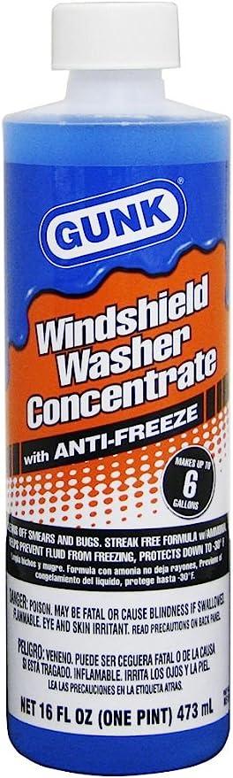 Best Winter Windshield Washer Fluids
