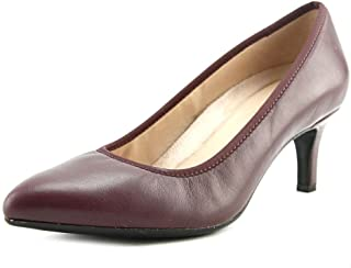 Naturalizer Oath Womens Comfortable Mid Heel Pumps