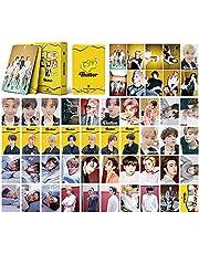 FOR BTS - BUTTER - LOMO CARD SET FOR 防弾少年団 アルバム BUTTER LOMOカード 54枚 写真 ニューアルバム 自分撮り 応援グッズ はがき フォトカードセット 人気 ギフト FOR BUTTER トレカ フォトカードセット54枚 (A)