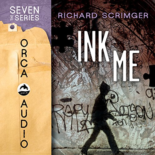 Ink Me: Seven (the Series) audiobook cover art