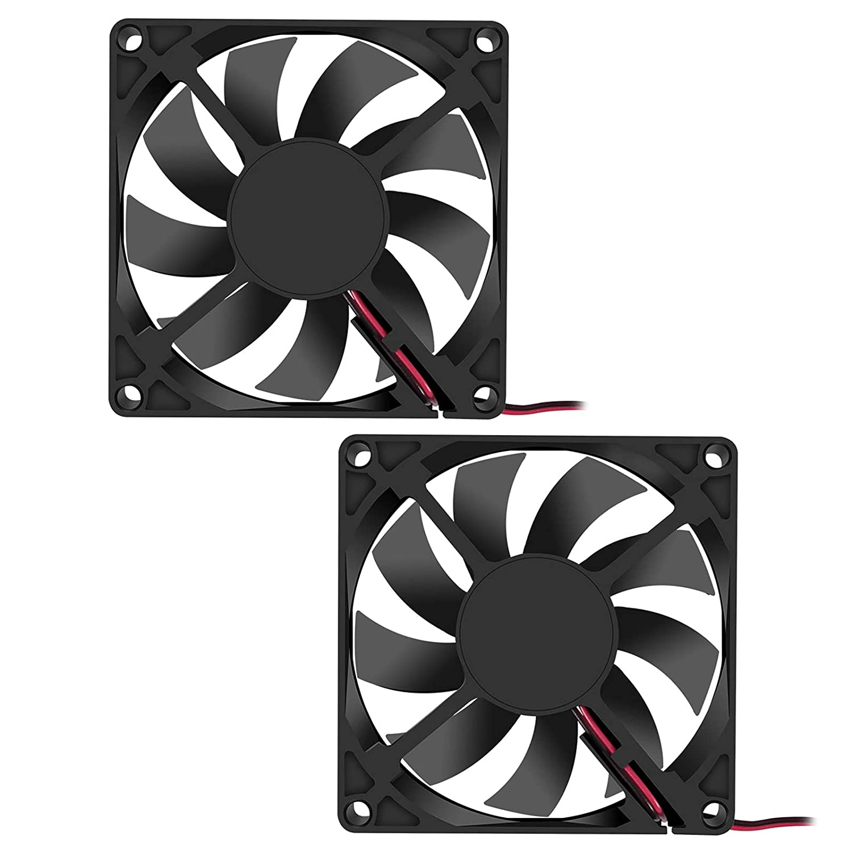 2Pcs DC 24V 8015 Very popular! Fan 3D New arrival 8 80x80x15 Cooling Printer Brushless