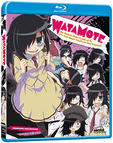 Watamote: Complete Collection [Blu-ray]