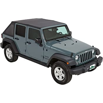 For Jeep Wrangler Jk 07-17 New Windshield Header Steel  X 13308.06