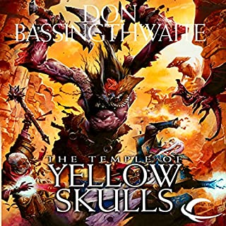 The Temple of Yellow Skulls cover art