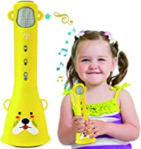 TOSING Karaoke Microphone Toys for Kids Age 3 -10 Years Old Girls,Best Birthday Gifts for..
