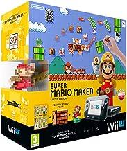 Nintendo Wii U: Console + Super Mario Maker + Amiibo Mario