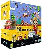 Super Mario Maker Wii U Premium Pack comprende una console Wii U Premium nera, una copia fisica di Super Mario Maker, un artbook in edizione rilegata e l'amiibo di Mario (colori classici) della Mario 30th Anniversary Collection I giocatori possono cr...