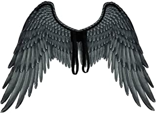 Zauberhafte Engelsflügel Flügel Engel mit Federn weiß 60 x 45 cm Federflügel