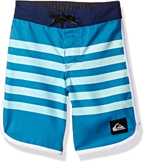 Quiksilver Children (Youths) Everyday Grass Roots Boy 14 Southernocean Boardshort Size