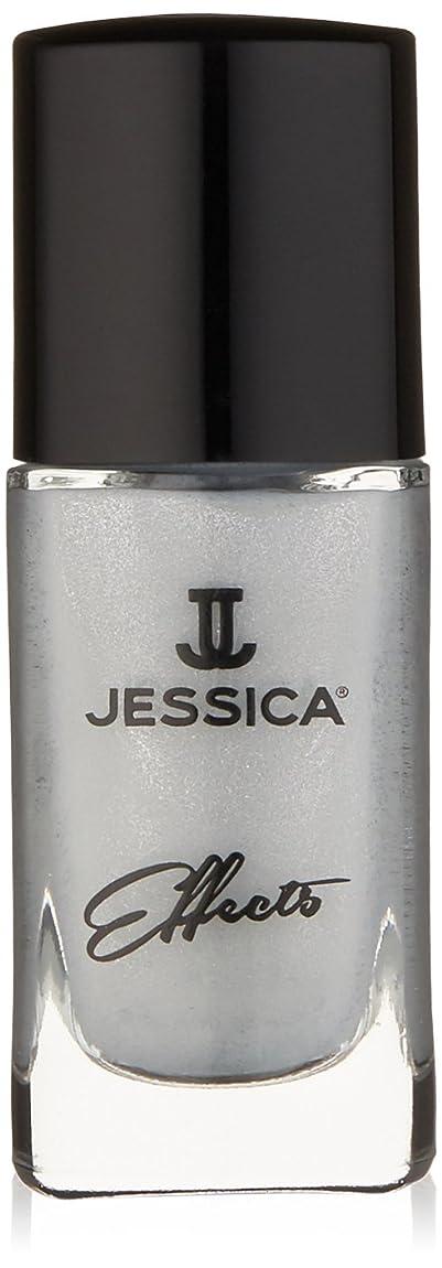 赤面昆虫を見る惨めなJessica Effects Nail Lacquer - Platinum Promise - 15ml / 0.5oz