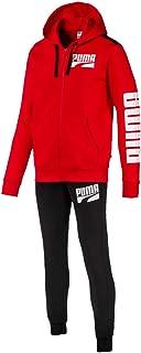 580491-11 Suit Men - Chándal para Hombre, Color Rojo