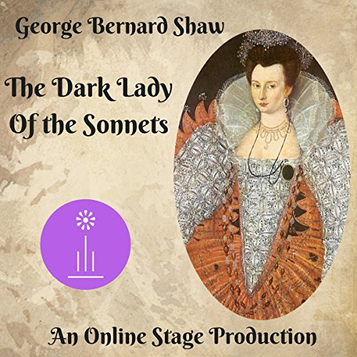 The Dark Lady of the Sonnets cover art