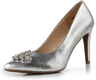 Women's Appoint Pointed Toe High Heel Stiletto Dress Pump Evening Party Wedding Shoes