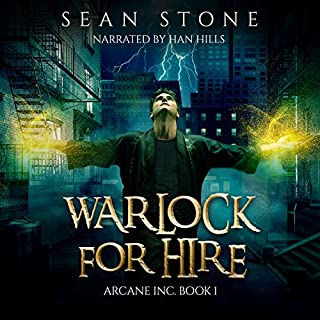Warlock for Hire cover art