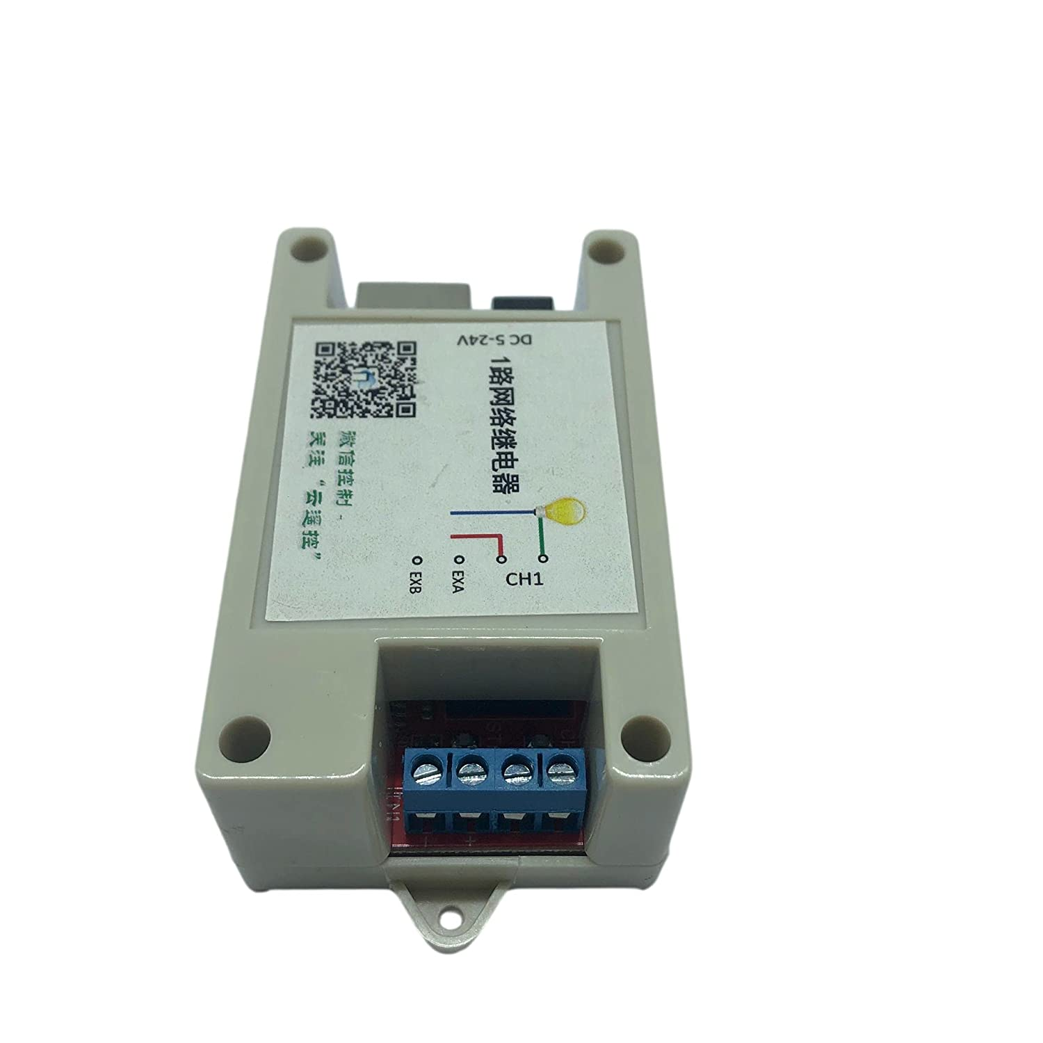 Ngkc3C 1 Ethernet 5 ☆ very popular Relay Network TCPUDP security Controller wi Module Open