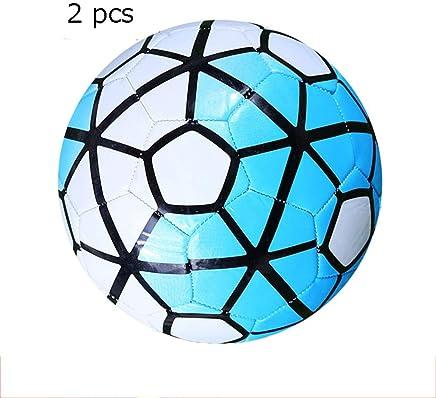 Equipo de la aptitud Para el deporte interior al aire libre 5 colores disponibles 2 unids tamaño de bola de fútbol de los niños del estudiante 5 clásico regalo de Navidad de los niños footbal Entrenam