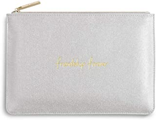 Perfect Pouch Metallic Women's Faux Leather Clutch Perfect Pouch