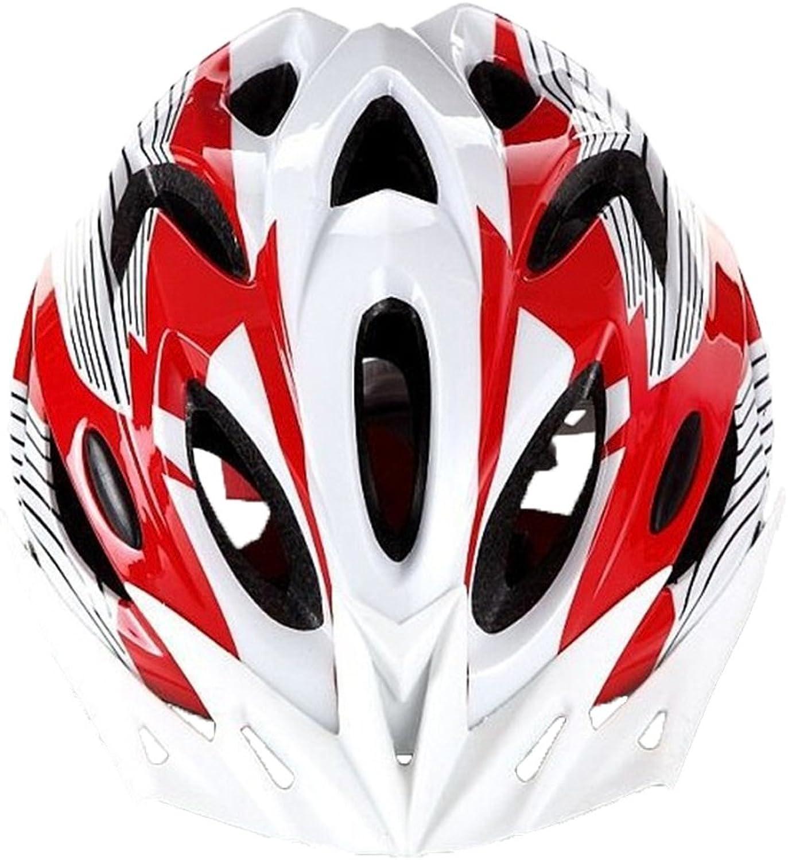 SYAODU Bike Helmet with Detachable Visor, Super Light Integrally Bike Helmet Adults,Adjustable Lightweight Mountain Road Bike Helmets,Head circumference(5663cm)Medium