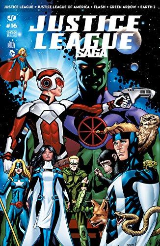 Justice League Saga, N° 16 :