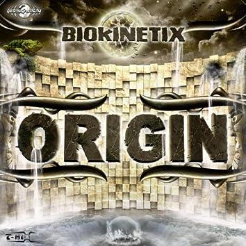 Biokinetix - Origin EP