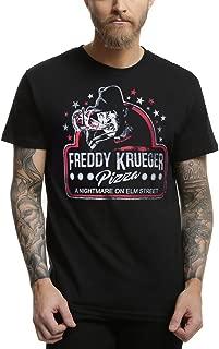 Nightmare on Elm Street Freddy Krueger Pizza T-Shirt