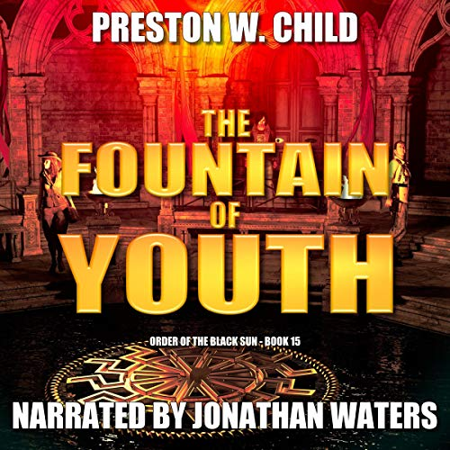 The Fountain of Youth audiobook cover art