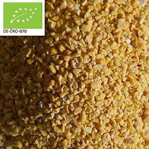 Bio Lupinenschrot | 1 kg | 39% Eiweißgehalt | basisch | fein geraspelt | Lupinenraspel | in...