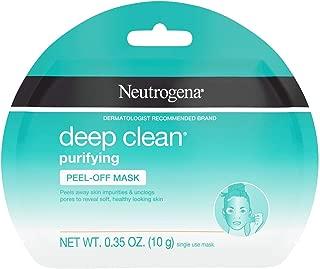 Best neutrogena peel off mask Reviews