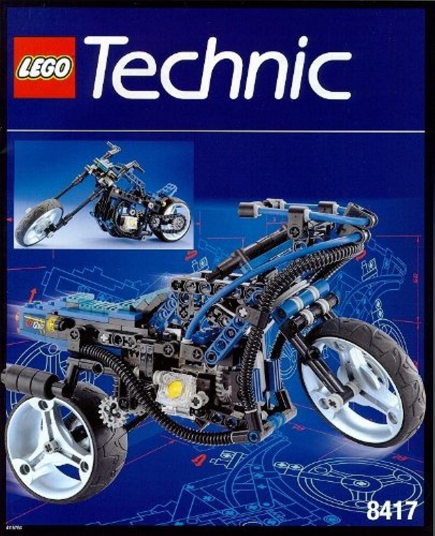 Lego Technic Mag Wheel Master 8417