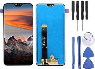 Fixa telefondelar renovera LCD-skärm och digitizer Fullständig montering för Nokia X6 (2018) TA-1099 / Nokia 6.1 Plus till...
