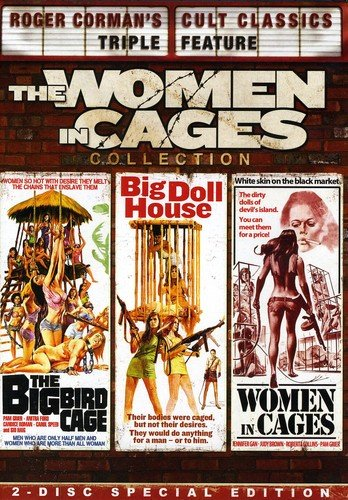 The Women in Cages Collection: The Big Bird Cage / The Big Doll House / Women in Cages (Roger Corman
