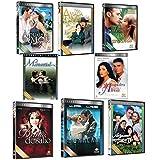 8 Different DVDs Spanish TELENOVELAS Novelas
