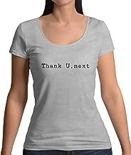 Thank U, Next - Womens Scoop Neck T-Shirt - 7 Colours